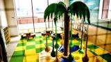 Кафе Автосуши и Автопицца детская зона, по адресу наб. Адмирала Серебрякова,7.а
