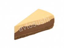 Чизкейк шоколадно-ванильный