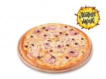 Пицца Римская 33 см на толстом тесте