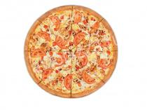 Пицца Мясная 33 см на тонком тесте