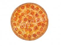 Пицца Пепперони 33 см на тонком тесте