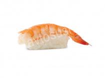 Суши с тигровой креветкой