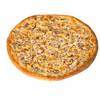 Пицца Ирония судьбы 33 см на тонком тесте