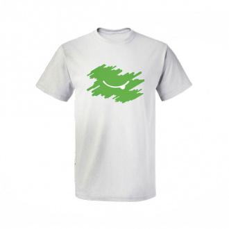 Футболка мужская зеленая 46р