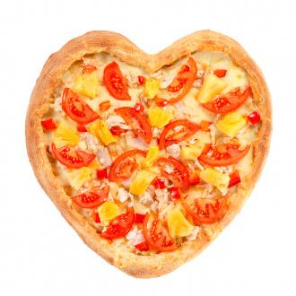 Пицца Гавайская любовь 33см
