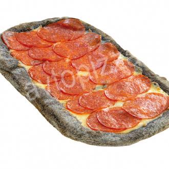 Пиццетта Чёрная пепперони