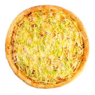 Пицца Чикен чизбургер 33 см
