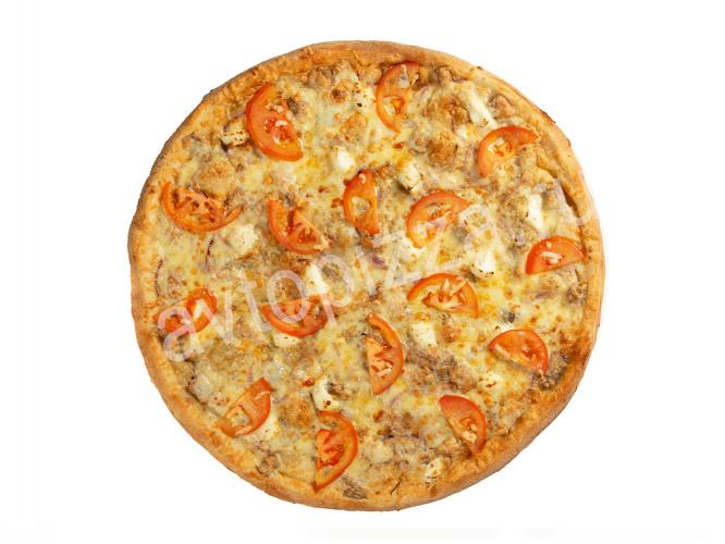 Пицца Сливочный лосось 33 см