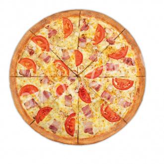 Пицца Ницца 33 см на тонком тесте
